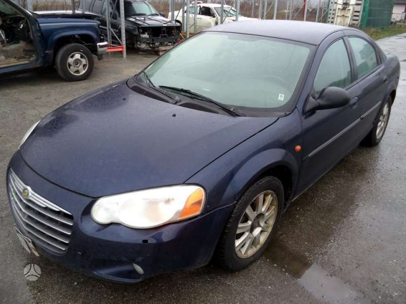 Chrysler Sebring dalimis. Used and new parts for us cars.