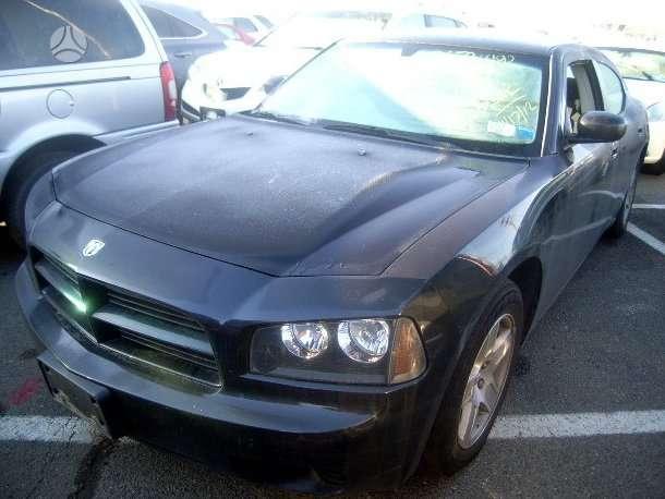 Dodge Charger dalimis. Uued ja kasutatud varuosad ameerika