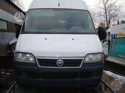 Fiat Dukato, krovininiai mikroautobusai