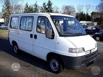 Peugeot, BOXER