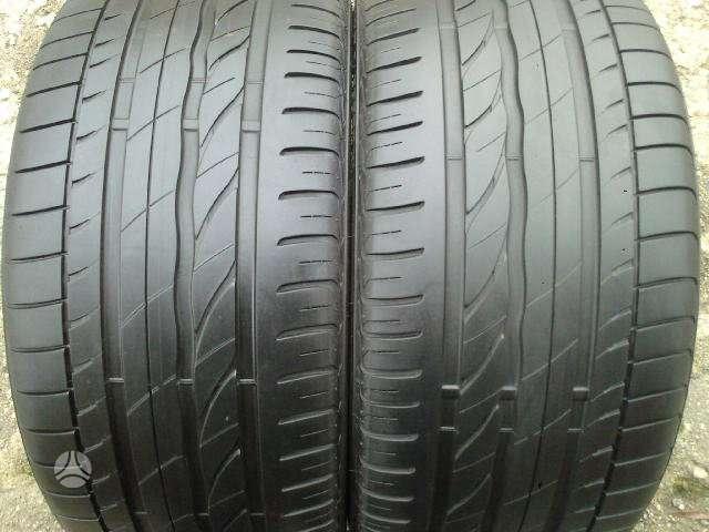 Bridgestone 275.40 galinės 2014m, vasarinės 275/40 R18