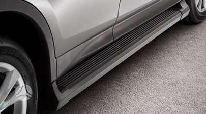 Toyota RAV4. Oem slenksčiai toyota rav4 2013-. daugiau aksesuaru: