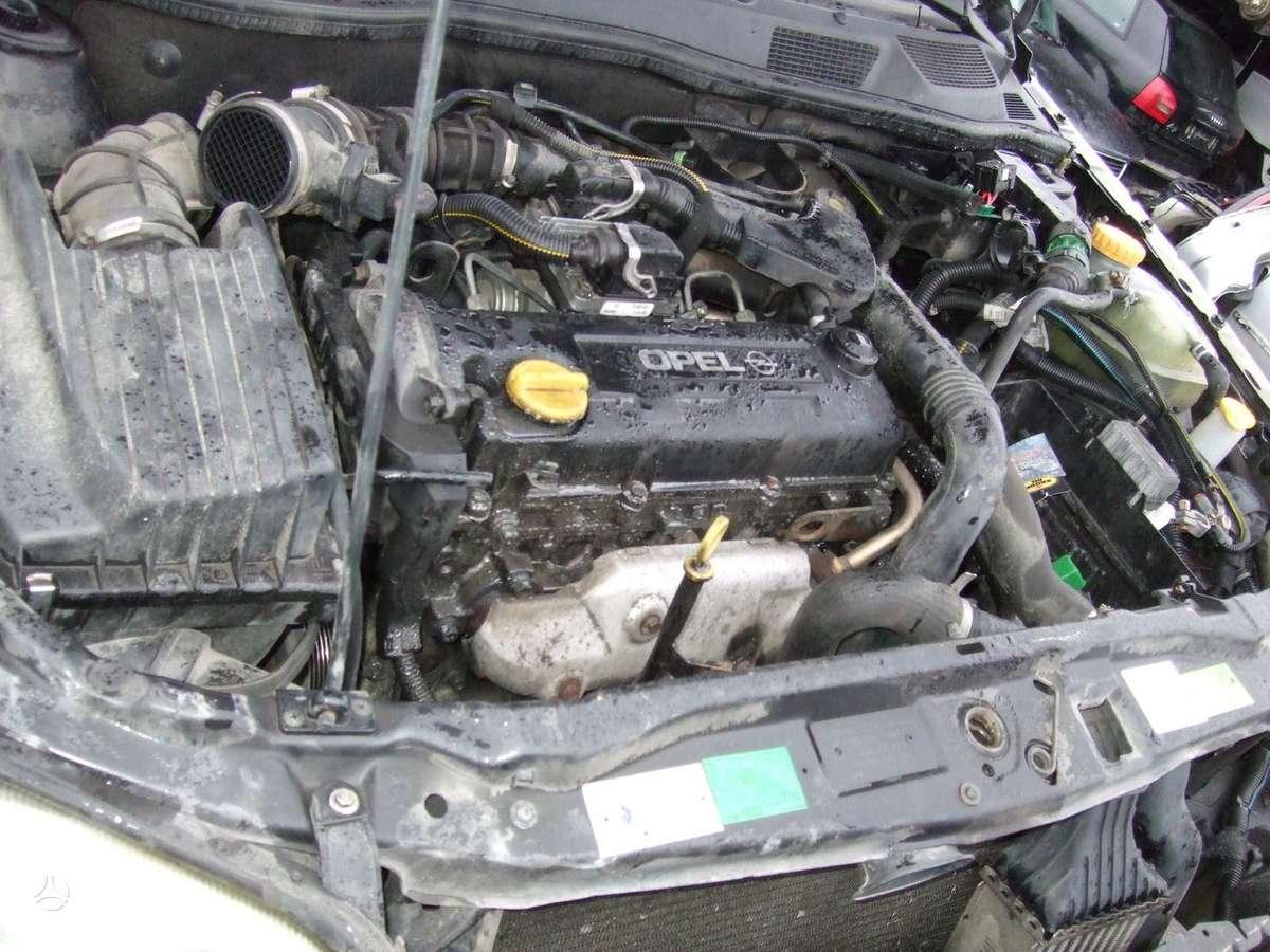 Opel Astra. 1,7dti dvieju duru uab