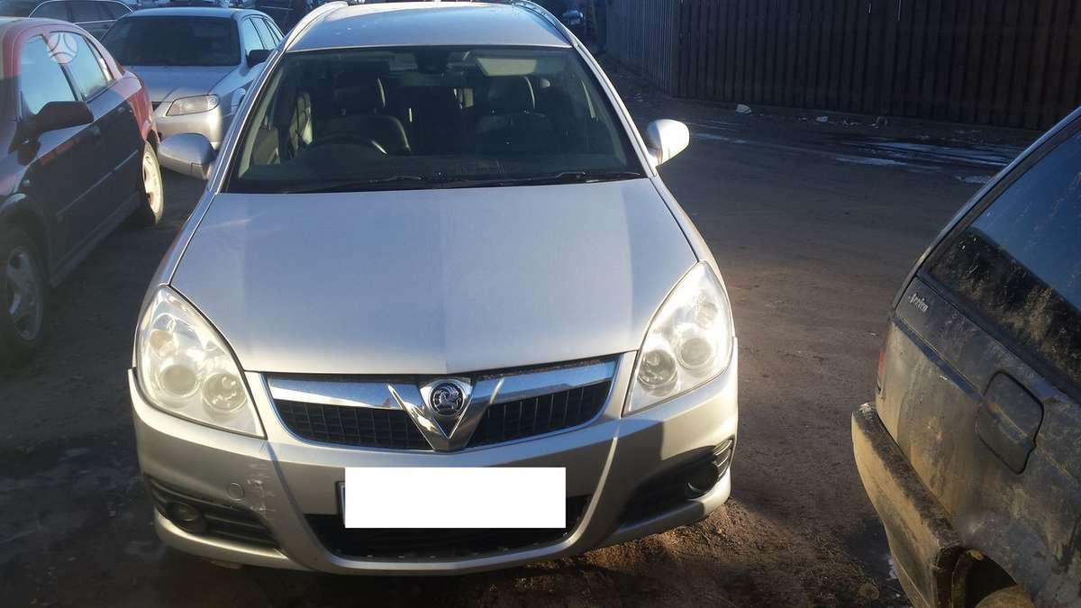 Opel Vectra. Opel vectra 1.9cdti 110kw,,dalimis,,grazhus odinis