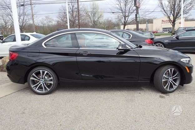 BMW 2 serija. Platus naudotų detalių pasirinkimas, asortimentas