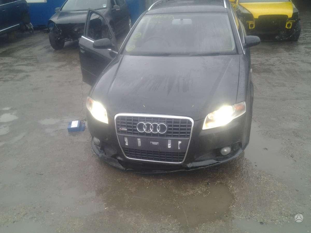 Audi A4. S-line, bdg, oranzinis, elektrinis odinis salonas.....