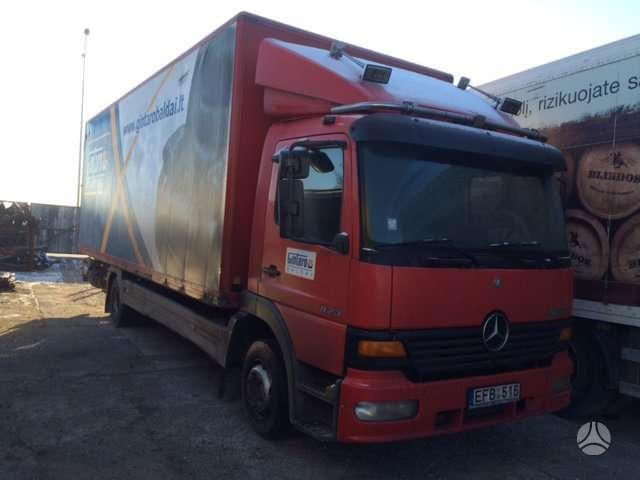 Mercedes-Benz ATEGO 9.23, sunkvežimiai