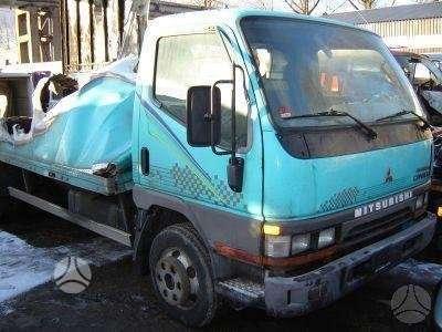 Mitsubishi Canter, kita