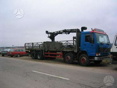 Volvo FL7, sunkvežimiai
