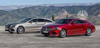 Mercedes-Benz CLS klasė. Prekiaujame tik naujomis originaliomis