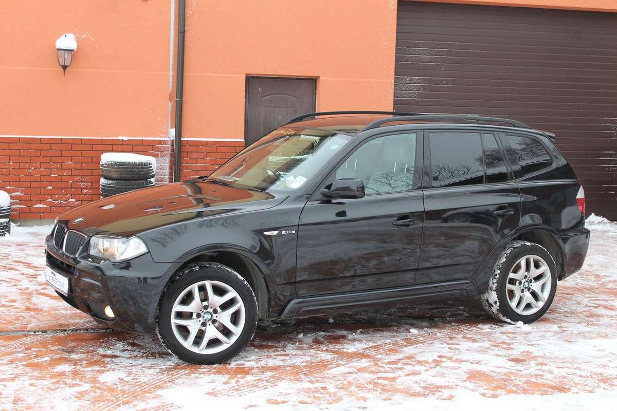 BMW X3 dalimis. Bmw e83 x3 sport 2.0d 2007m. dalimis! taip pat