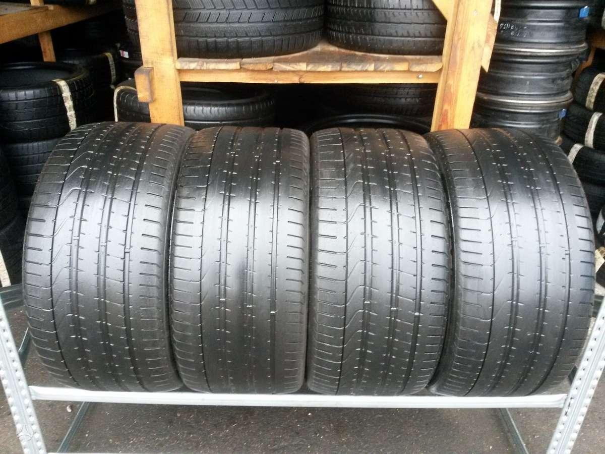 Pirelli PZERO apie 5mm, vasarinės 295/35 R21
