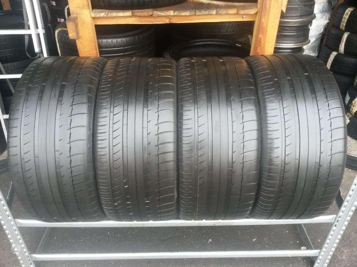 Michelin LATITUDE Sport 6mm, vasarinės 295/35 R21