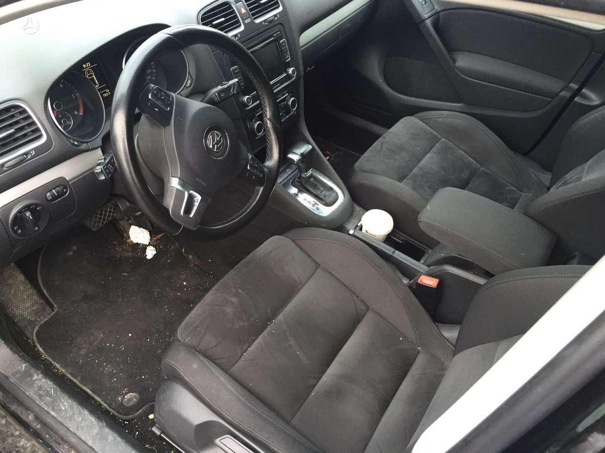 Volkswagen Golf. Naudotos visu automobiliu markiu dalys.detaliu