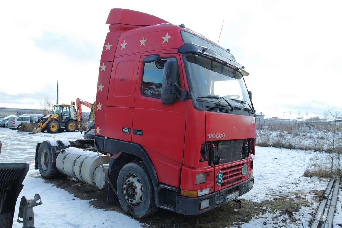 Volvo FH12 4x2 D12A SR1900 EV91 3.1, vilkikai