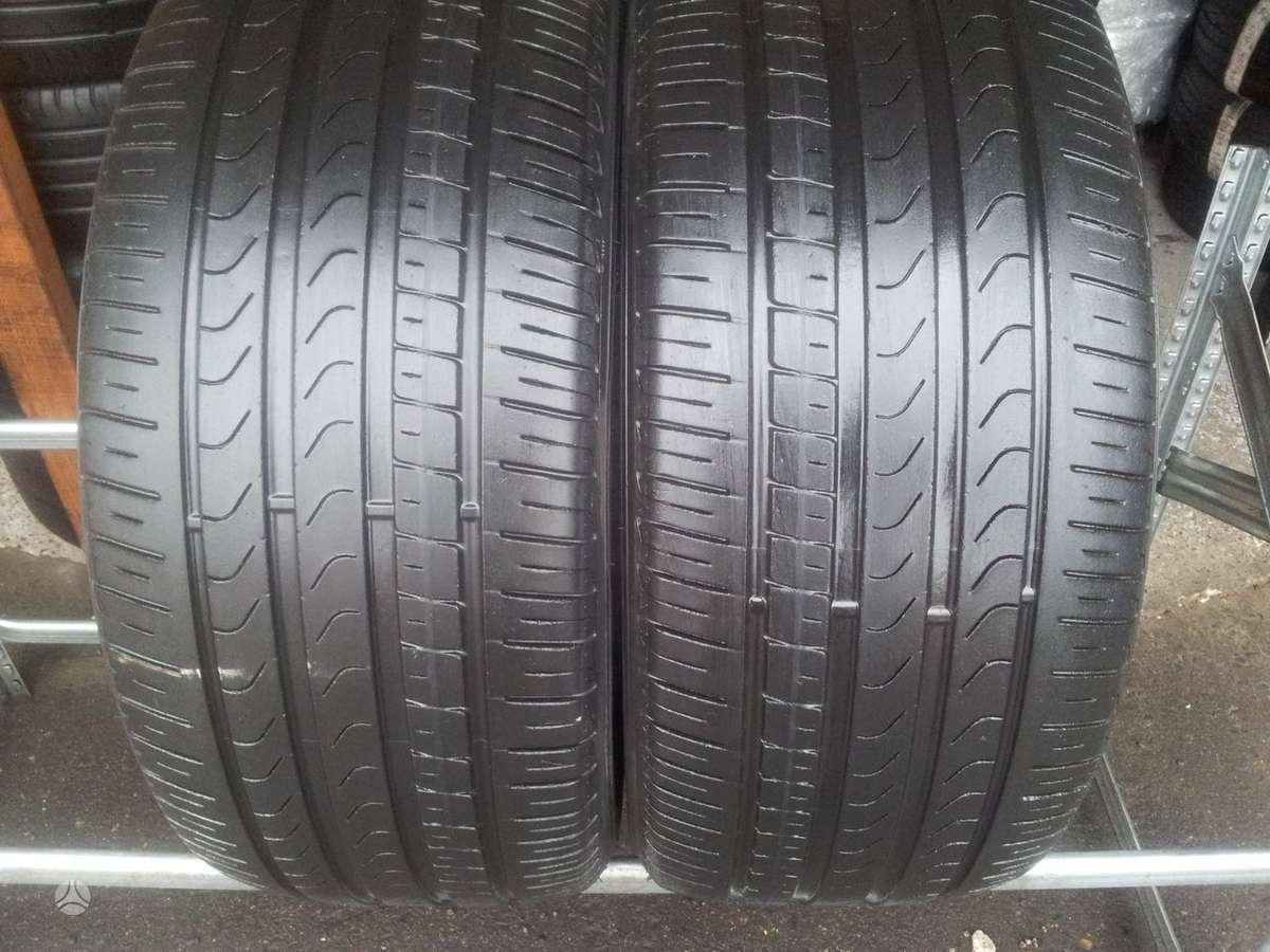 Pirelli SCORPION VERDE apie 6mm, vasarinės 265/50 R19