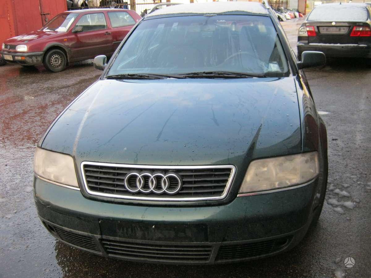 Audi A6 dalimis. Turime ir sedana..ir universala.1.9 tdi.2.5 -