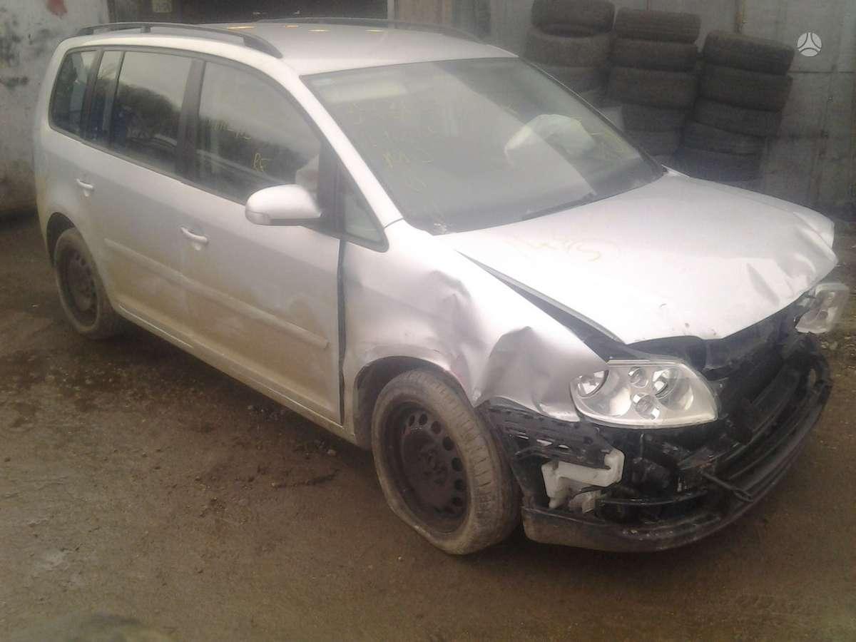 Volkswagen Touran. Bkd, dsg