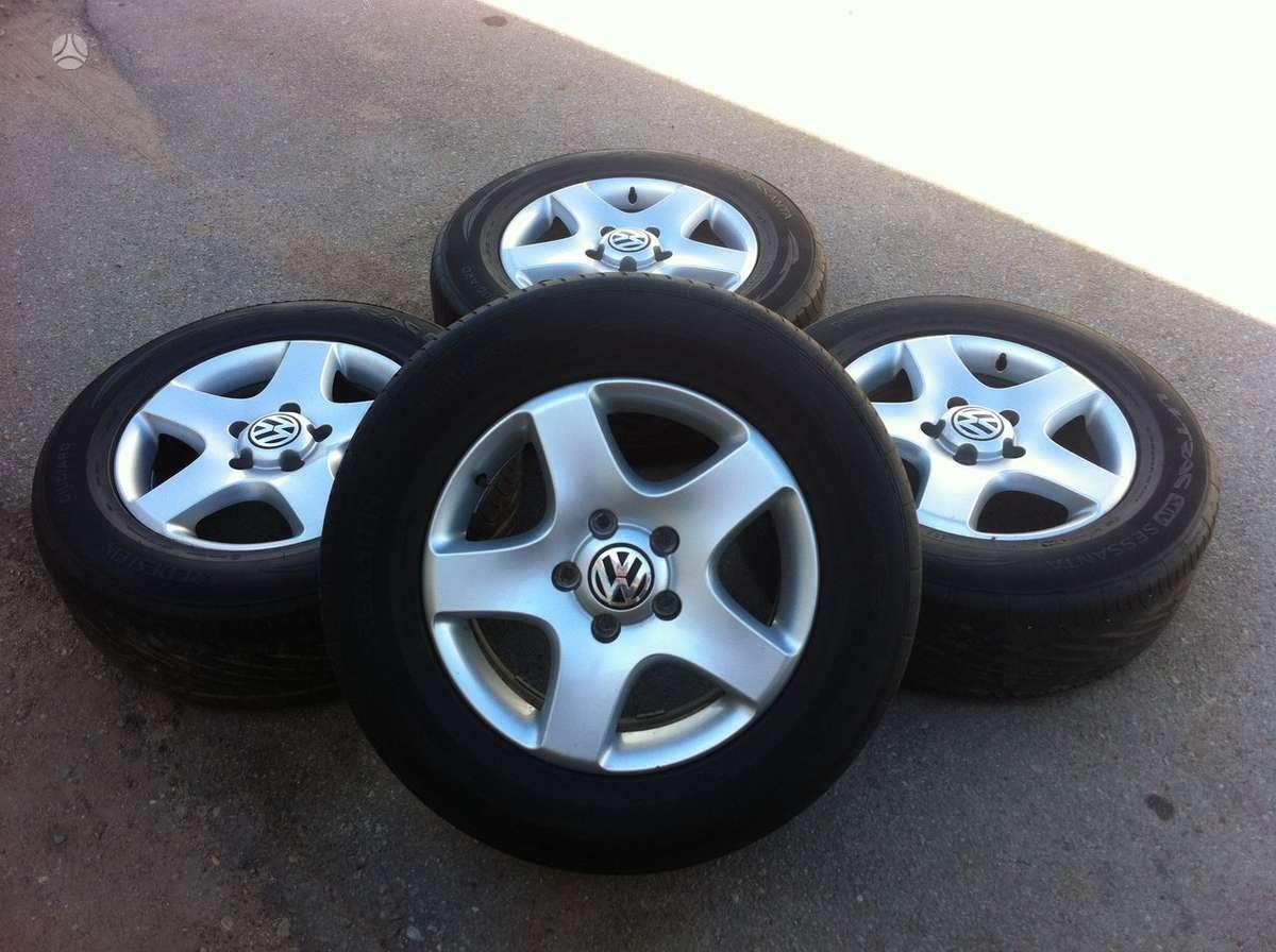 Volkswagen VW Toureg 5x130 original, lengvojo lydinio, R17