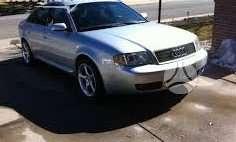 Audi A6. Dalimis a6 2.5 multitronic 132kw  865739339