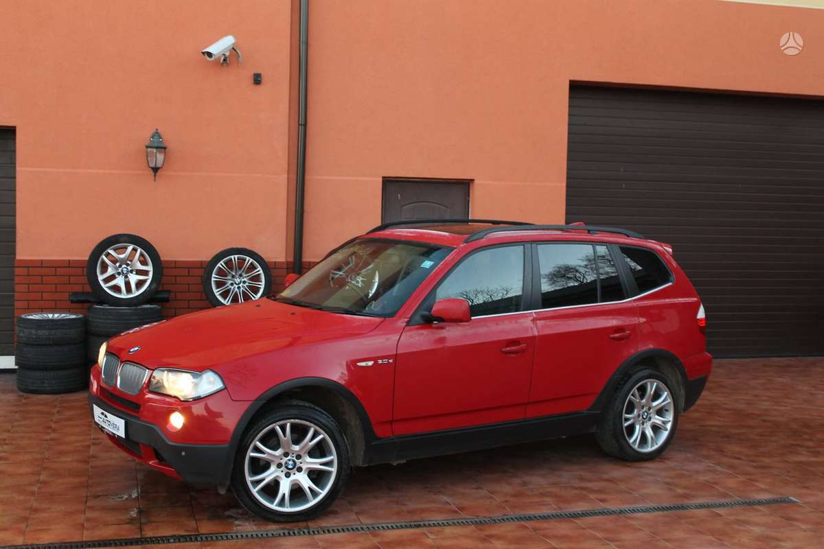 BMW X3 dalimis. Bmw e83 x3 3.0d 2006m. dalimis! taip pat turime: