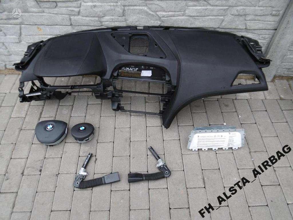 BMW 6 serija dalimis.  vilnius - kaunas