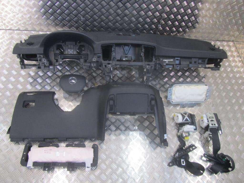 Mercedes-Benz GL klasė dalimis.  vilnius - kaunas