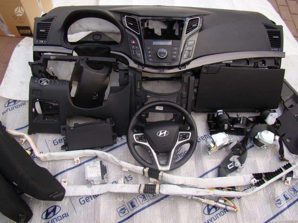 Hyundai i30 dalimis.  vilnius - kaunas