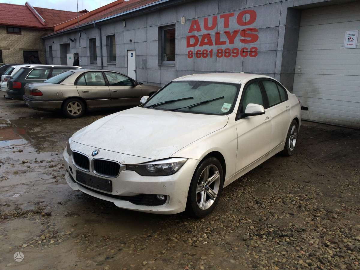 BMW 3 serija. Rida38000km