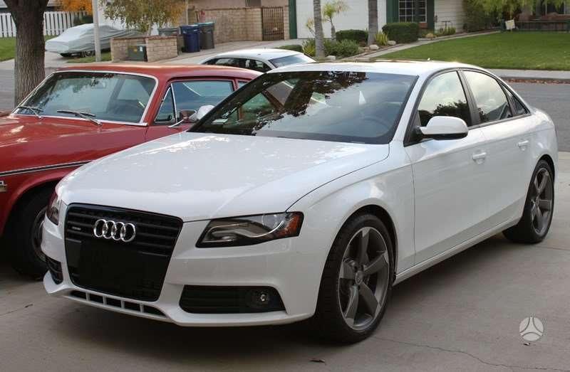 Audi A4. Dėl daliu skambinikite +37060180126 -adresas: vilnius,