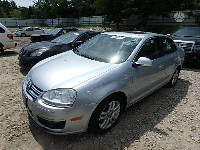 Volkswagen Jetta. 2007-2009  vw jetta  1.9tdi ir 2.0tdi su dsg