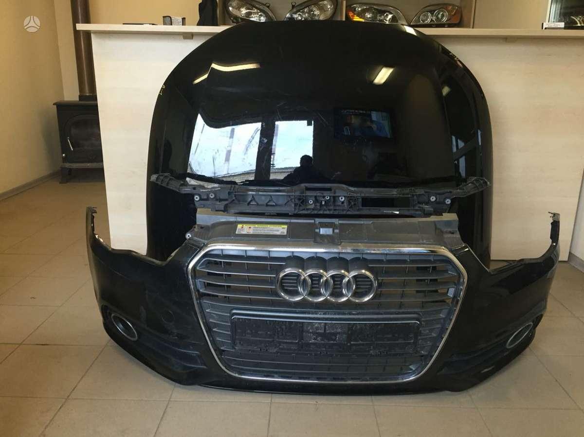 Audi A1. Atvežame dalis į jums patogią vietą kaune. siunčiame į