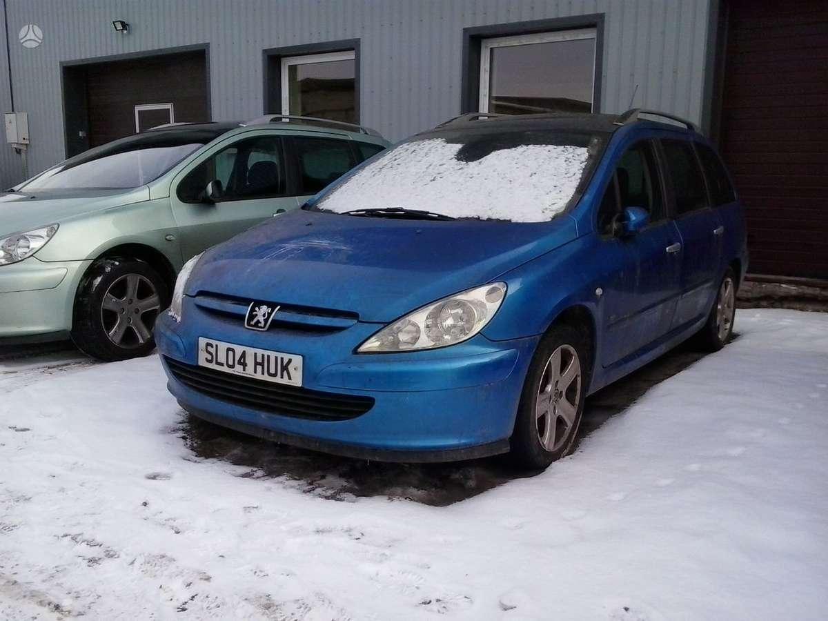 Peugeot 307 dalimis