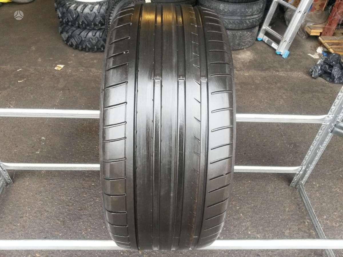 Dunlop SP Sport MAXX GT apie 6mm, vasarinės 255/45 R17