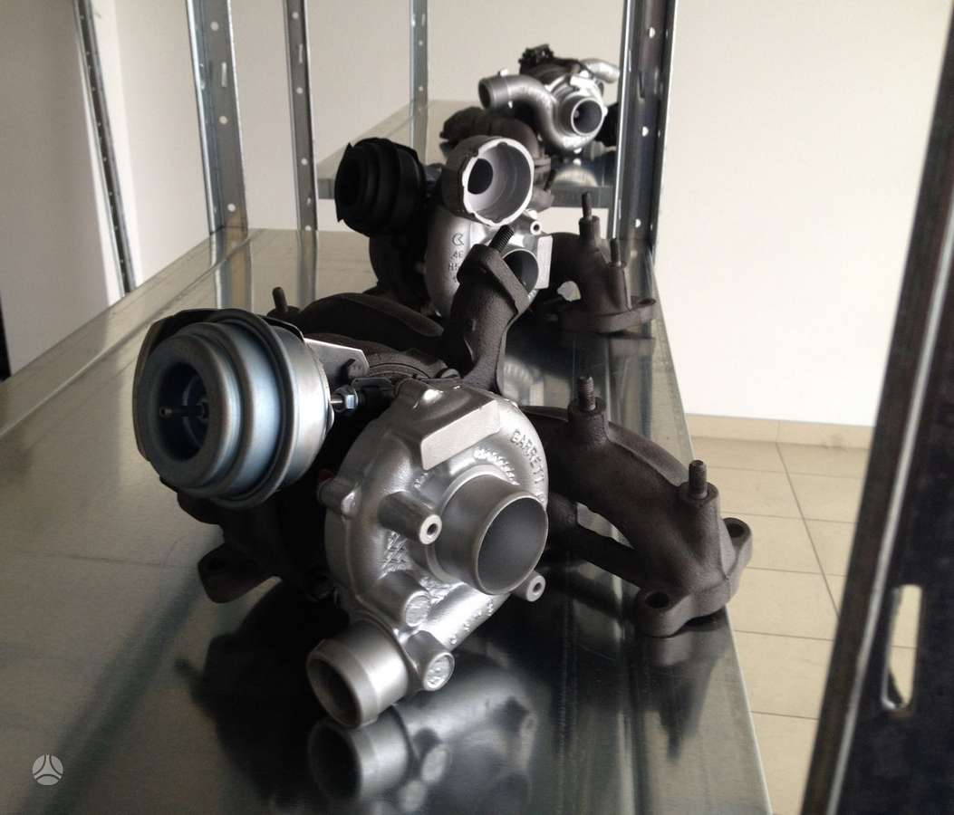 BMW 520. Kokybiškai ir greitai remontuojame turbokompresorius.