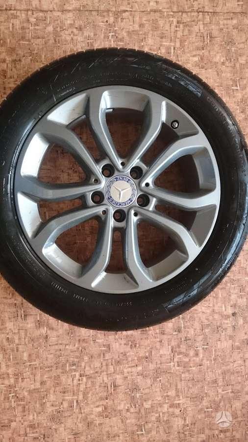 Mercedes-Benz, lengvojo lydinio, R17