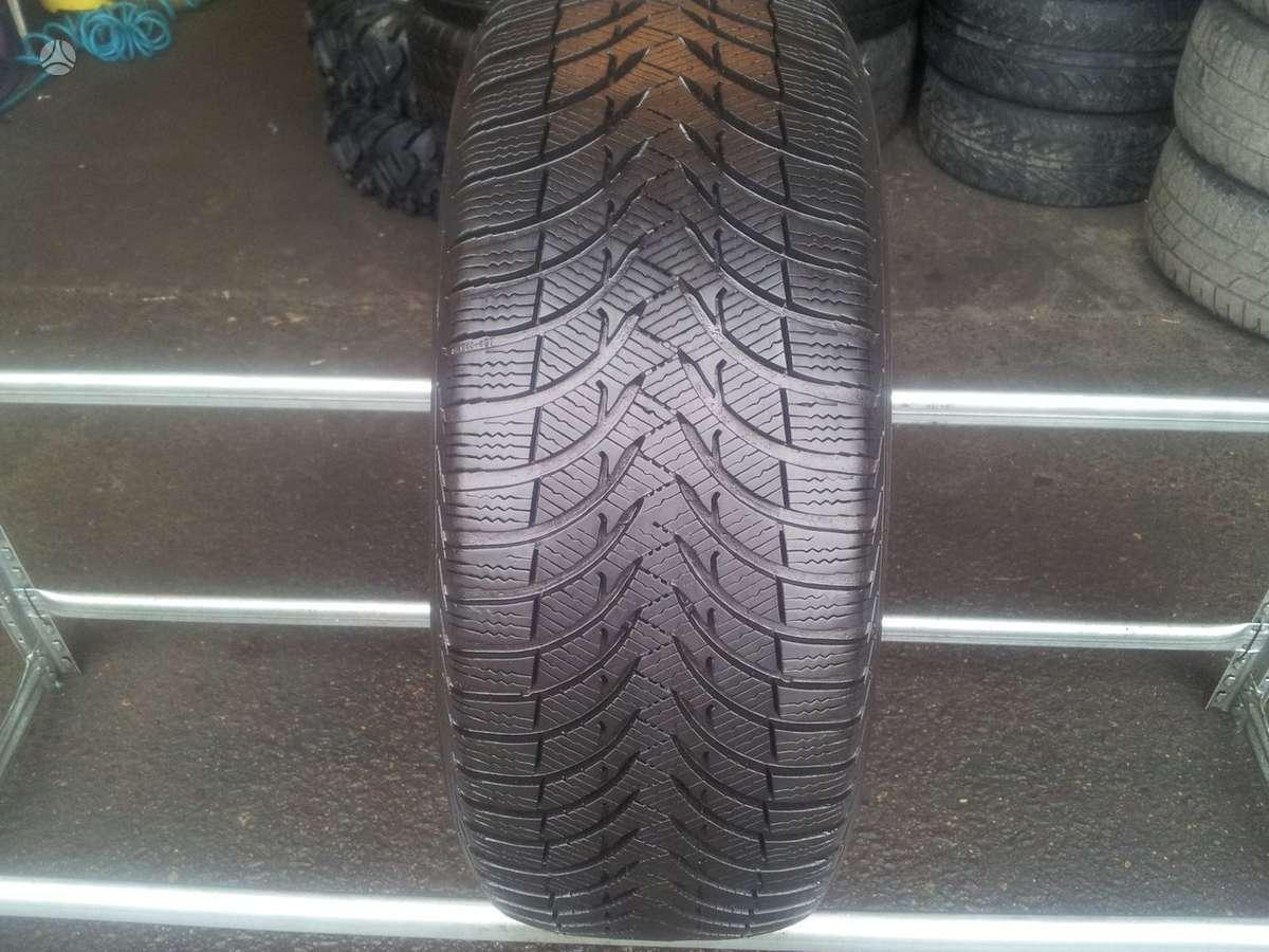 Michelin Alpin A4 apie 8mm, Žieminės 215/55 R16