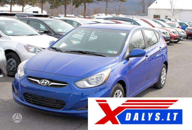 Hyundai Accent dalimis. Xdalys.lt  bene didžiausia naudotų ir