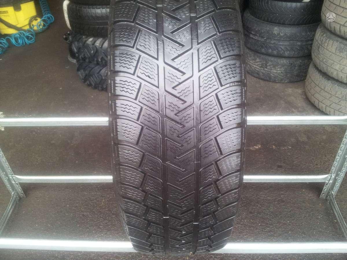 Michelin Latitude Alpin apie 7mm, Žieminės 235/65 R17