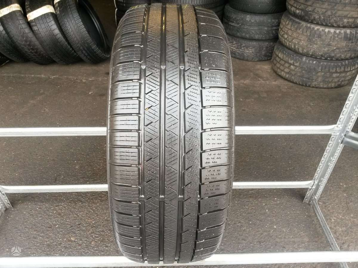 Continental ContiWinterContact TS830S apie, kita 235/50 R17