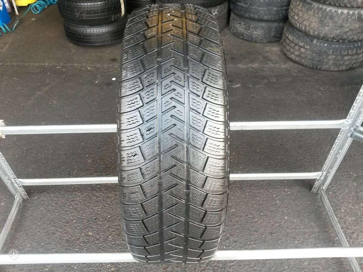 Michelin Latitude Alpin apie 5.5mm, Žieminės 215/60 R17