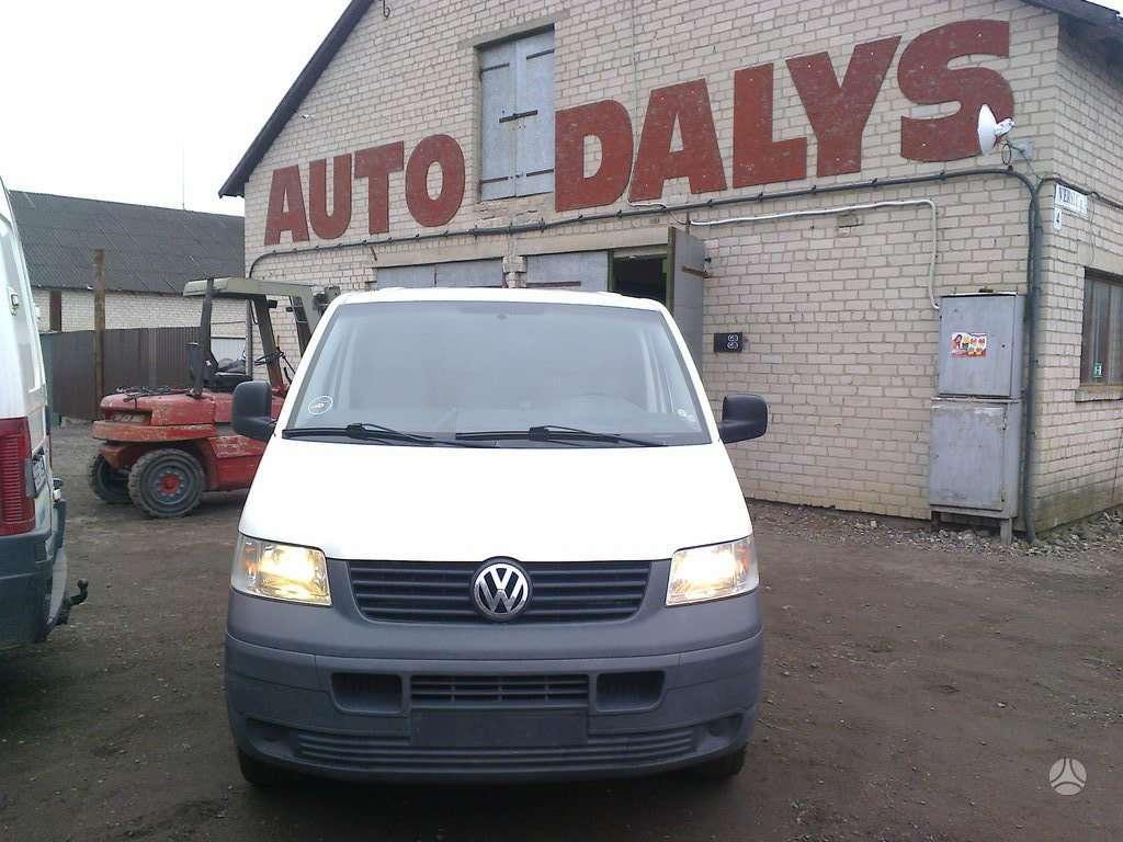 Volkswagen Transporter. *new*naujas*новый* *detales nuo a iki z