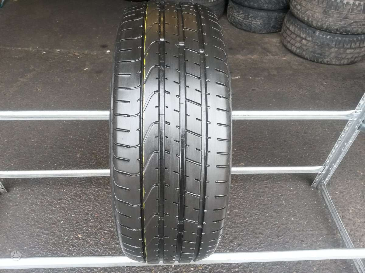 Pirelli PZERO tm apie 6,5mm, vasarinės 205/55 R16