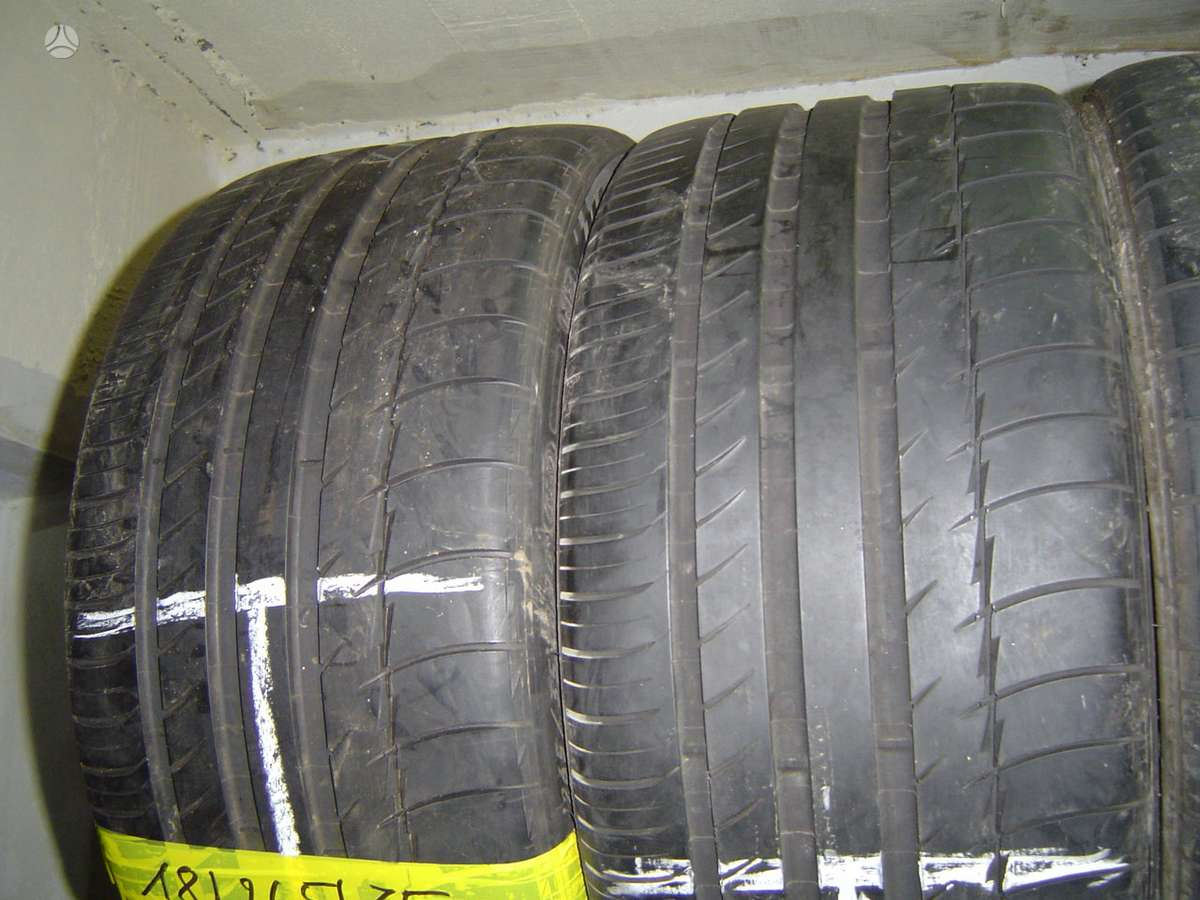 Michelin, vasarinės 285/35 R20