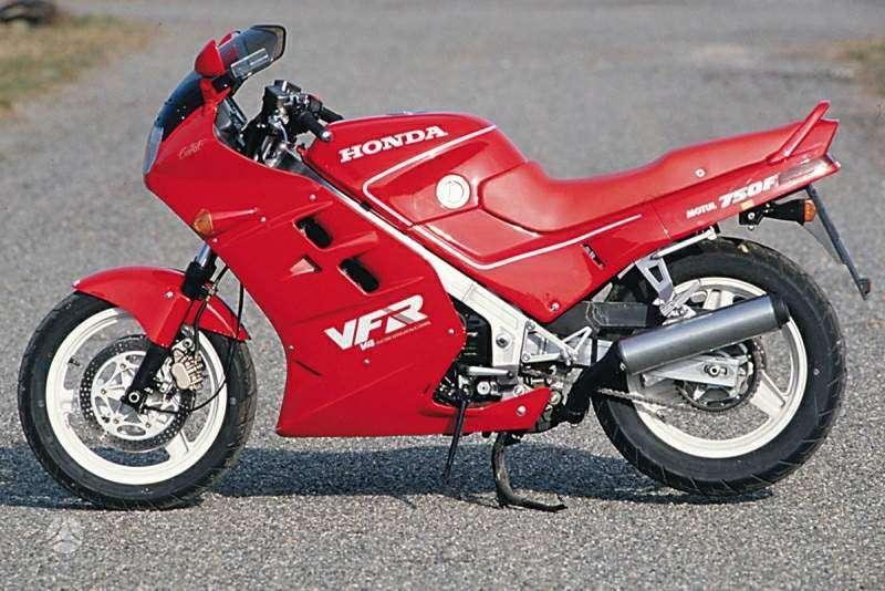Honda VFR, cruisers / touring
