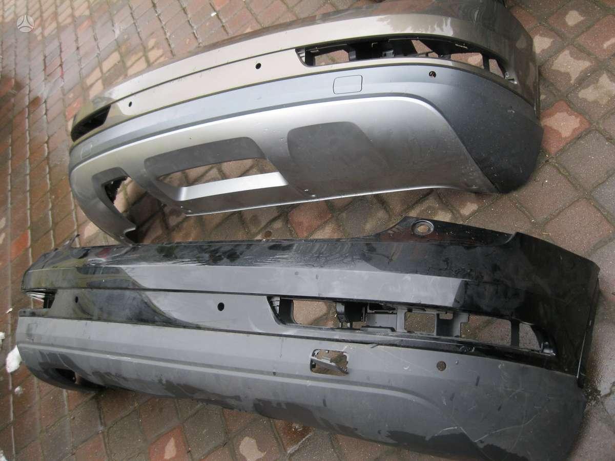 Audi Q3. --buferiai--- stopukas----sparnas--- moldingai---