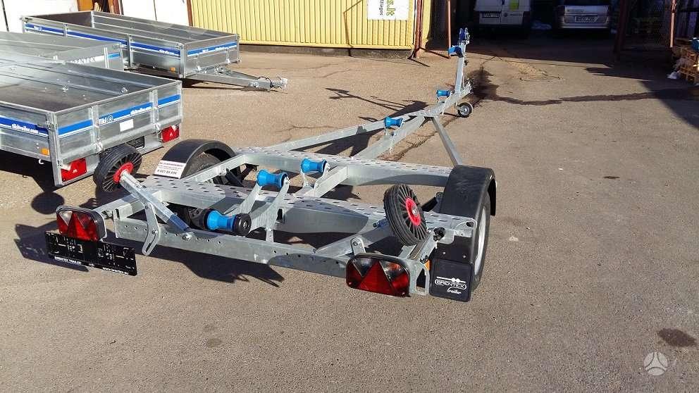 Brentex-Trailer Bren 590B, vandens transporto