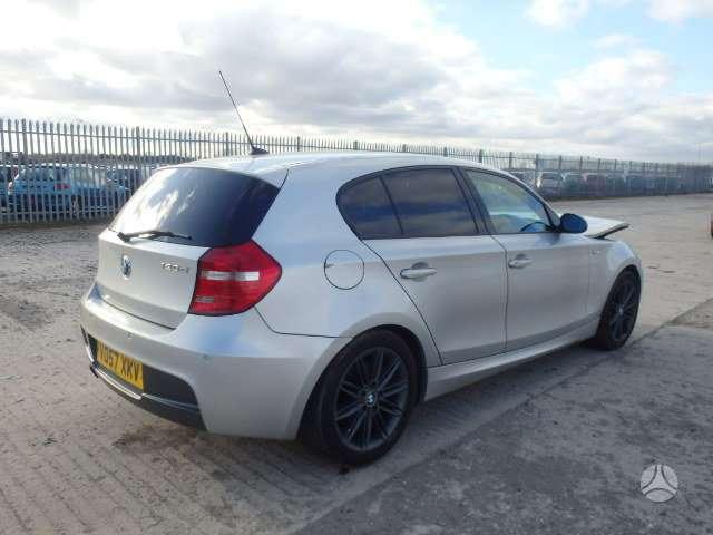 BMW 120. Bmw 120 d 130 kw sport odinis salonas, lieti ratai,