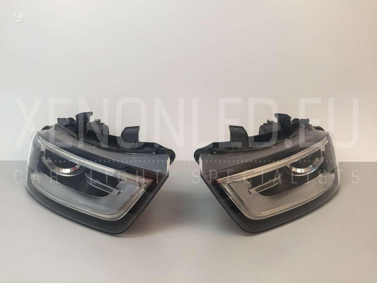 Audi Q3. Audi q3 bixenon žibintai 2011-2014 gamintojas: zkw š