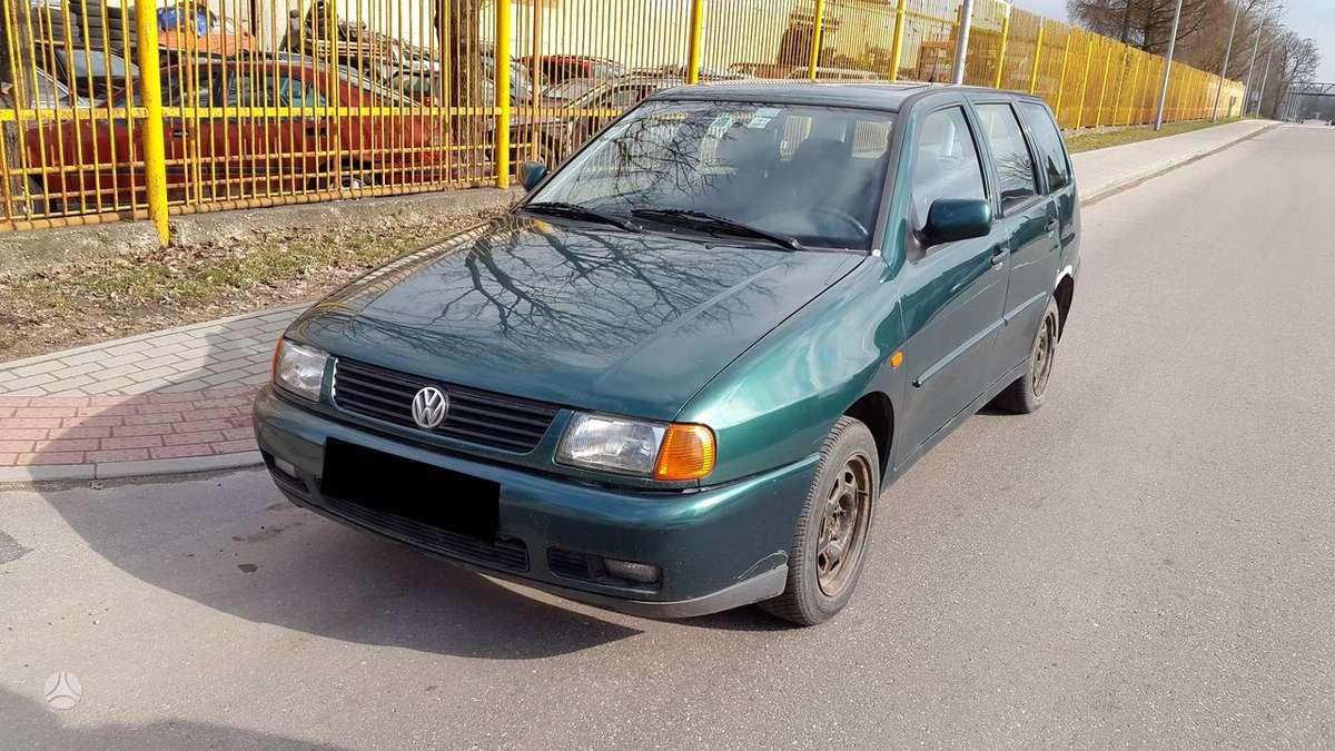 Volkswagen Polo dalimis. Turime ir daugiau įvairių markių